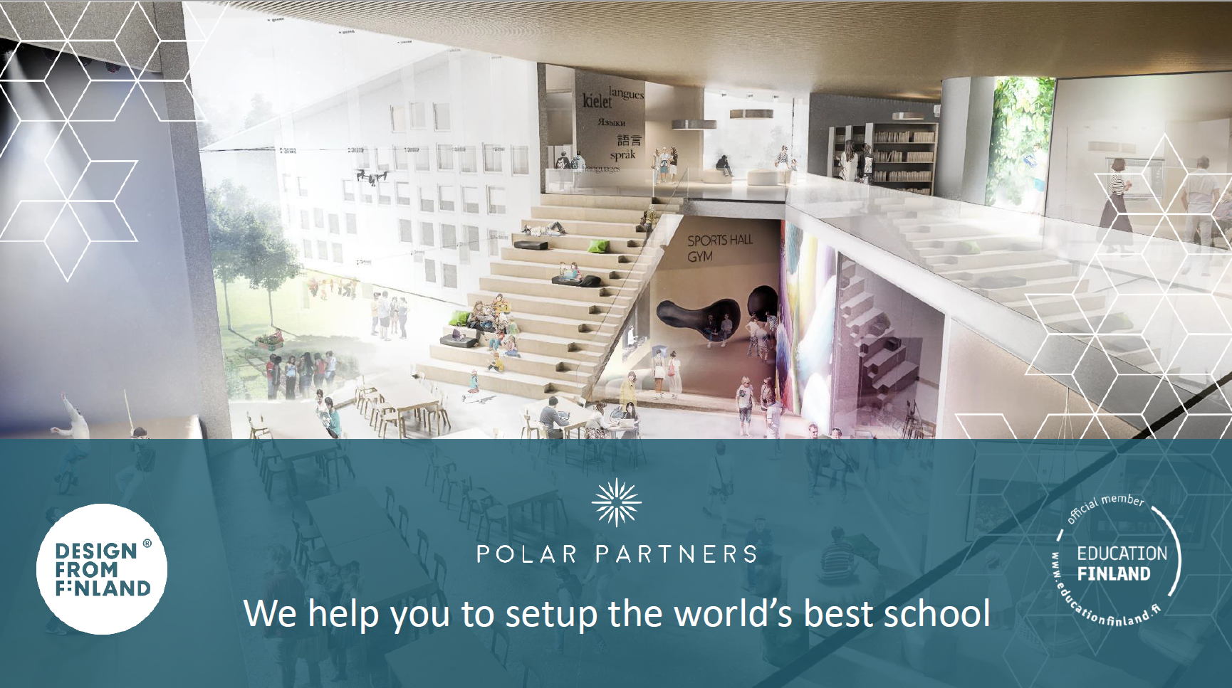 Polar partners